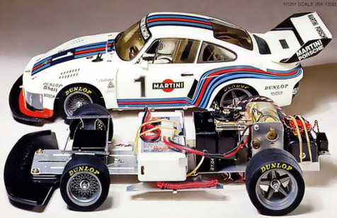 Tamiya 58002 Martini Porsche 935 Turbo