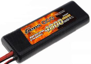 GensAce series 8 LiPo Battery Packs