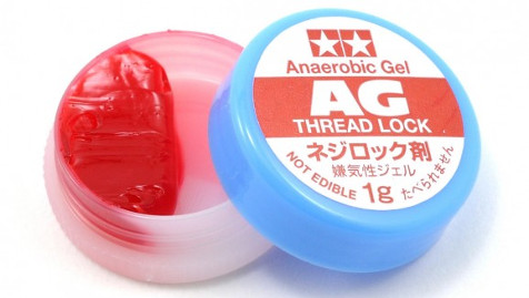 Tamiya 54032 Anaerobic Gel Thread Lock