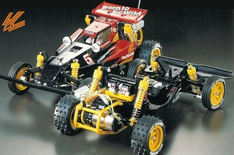 Tamiya 58056 The Falcon