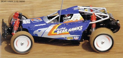 Tamiya 58093 Bear Hawk
