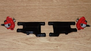 Tamiya 58093 Bear Hawk Front arms