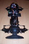 Tamiya 58312 Blackfoot Xtreme Wired Chassis