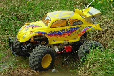 Tamiya Beetle Frog Project