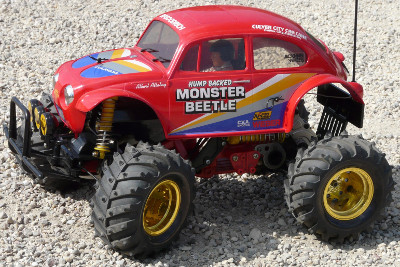 Tamiya 58060 58618 Monster Beetle