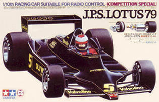 Tamiya 58020 JPS Lotus 79 (CS)