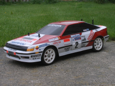 Tamiya 58096 Toyota GT-Four Rally