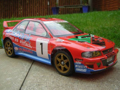 Tamiya 58259 Subaru Impreza German Rally 99