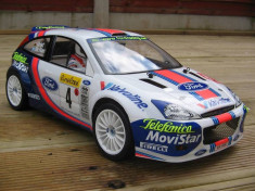 Tamiya 58281 Ford Focus RS WRC 2001
