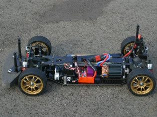 Tamiya 58284 TB Evolution II