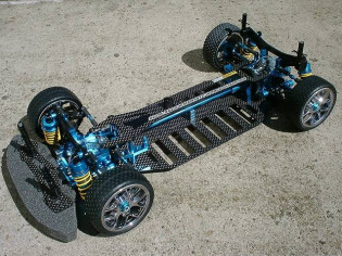 Tamiya 58331 TB Evolution IV