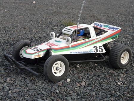 Tamiya 58043 The Grasshopper
