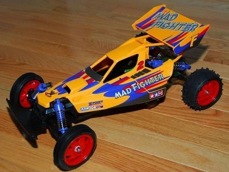 Tamiya 58275 Mad Fighter