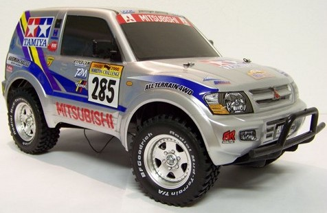 Tamiya 57701 Mitsubishi Pajero Rally Sports