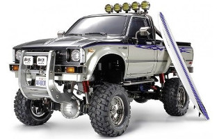 Tamiya 58397 Toyota 4x4 Pickup Hilux High Lift