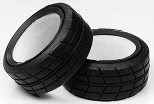 Tamiya 51023 - Racing Radial Tires