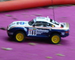Tamiya 58059 Porsche 959 Rally Paris-Dakar Winner