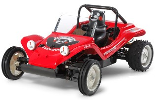 Tamiya 58615 Buggy Kumamon Version