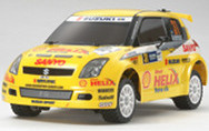 Tamiya 58464 Suzuki Swift Super 1600