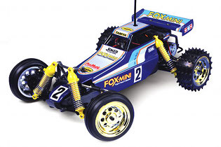 Tamiya 56703 TamTech Fox Mini