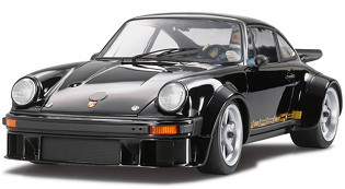 Tamiya 84057 Porsche 934 Turbo RSR Black Edition TamTech Gear