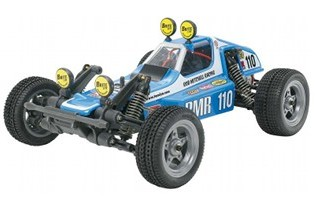 Tamiya 84105 TamTech Buggy Champ (Blue Edition)