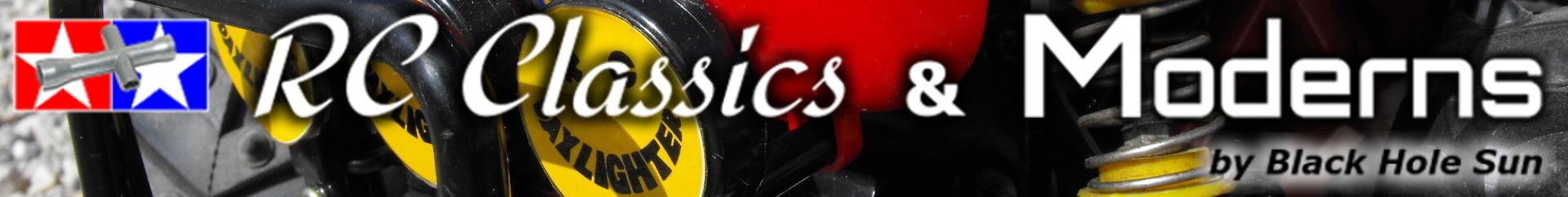 Tamiya RC Classics & Moderns
