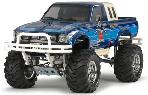 Tamiya 58519 Toyota 4x4 Pick-Up Bruiser (RN36)