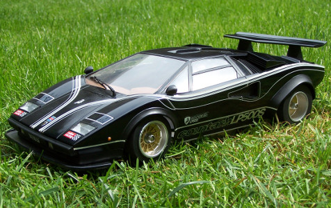 Tamiya RA-1208 Lamborghini Countach LP500S (Competition Special)