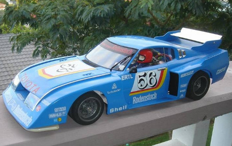 Tamiya RA-1209 Toyota Celica LB Turbo Gr.5 (Competition Special)