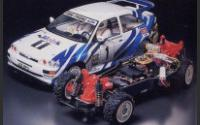 Tamiya 58112 Ford Escort RS