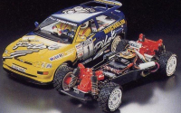 Tamiya 58125 Michelin Pilot Cosworth