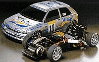 Tamiya 58138 Renault Clio Williams
