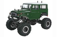 Tamiya 23657 Toyota Land Cruiser Green (CR-01)