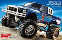 Tamiya 23690 Toyota 4x4 Bruiser RN36 Factory Finished