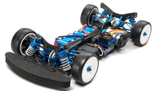 Tamiya 42138 TRF416 World Edition
