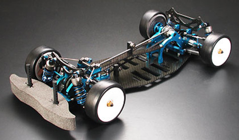 Tamiya 49255 TRF414M World Champion Replica