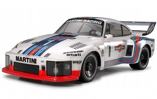 Tamiya 57104 Martini Porsche 935 Turbo