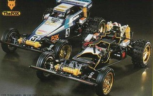 Tamiya 5851 The Fox