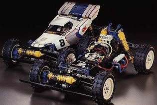Tamiya 5855 The Boomerang