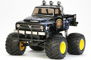 Tamiya 58547 Midnight Pumpkin Black Edition