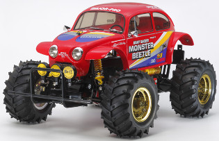 Tamiya 58618 Monster Beetle