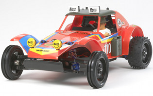 Tamiya 84212 Holiday Buggy Red Edition
