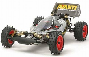Tamiya 84270 Avante Black Edition